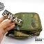 กระเป๋าคาดเอว ผ้าไนลอนลายพรางทหารแบบมินิ พกพาสะดวก ทนทาน แข็งแรง thumbnail 8