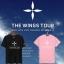 เสื้อยืด (T-Shirt) BTS THE WINGS TOUR thumbnail 1