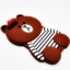 เคสหมีบราวน์3D ไอโฟน (7plus) 5.5 นื้ว thumbnail 2