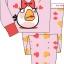 PJC022 ANGRY BIRDS เสื้อผ้าเด็ก ชุดนอน baby Gap งานส่งออก USA Size 2Y thumbnail 1
