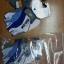 ถุงมือ Pear Izumi ขาวฟ้า สำเนา (โปรดระบุไซต์ตรงหมายเหตุ) thumbnail 2
