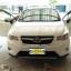 ยางปูพื้นรถยนต์เข้ารูป Subaru XV สนุ๊กสีชมพูขอบม่วง thumbnail 2