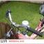 """จักรยานซิตี้ไบค์ FINN """" CITY USA"""" ล้อ 26 นิ้ว 7 สปีด ชิมาโน่เฟรมอลู โช๊คหน้า พร้อมตะกร้า thumbnail 25"""