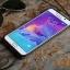 เคส Samsung Galaxy S6 Edge Plus เคสกันกระแทกแยกประกอบ 2 ชิ้น ด้านในเป็นซิลิโคนสีดำ ด้านนอกพลาสติกเคลือบเงาโลหะเมทัลลิค มีขาตั้งสามารถตั้งได้ สวยมากๆ เท่สุดๆ ราคาถูก thumbnail 5
