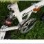 """จักรยานพับได้ SWiSS Egle SPORT ล้อ 12"""" Single Speed thumbnail 4"""
