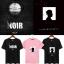 เสื้อยืด (T-Shirt) B.A.P - NOIR (ver.1) thumbnail 1