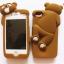 เคสหมี 3D ปีนฝาหลัง ไอโฟน 4/4s thumbnail 2