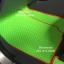 ผลิตและจำหน่ายพรมปูพื้นรถยนต์เข้ารูป Ford Ranger 4ประตู ลายกระดุมสีเขียวขอบแดง thumbnail 3