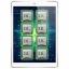 Cube Talk 9x U65GT ซีพียู Octa Core 8 หัว จอ Retina โทรได้ 3G white thumbnail 9