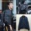 เสื้อแฟชั่นเกาหลี เสื้อกันหนาวแฟชั่น ลายสก๊อต EXO KRIS thumbnail 1