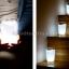 โคมไฟแก้วนม thumbnail 2