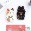 เคส iPhone 6 Plus / 6s Plus (5.5 นิ้ว) ซิลิโคน soft case แมวกวักนำโชค Lucky Neko ราคาถูก thumbnail 1