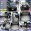 พรมไวนิลปูพื้นรถยนต์เข้ารูป Subaru XV ไวนิลสีเทาขอบเทา thumbnail 1
