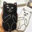 เคสซิลิโคน 3D แมว ไอโฟน 4/4s thumbnail 1