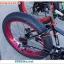 """จักรยานล้อโต TRINX FAT-BIKE ,M516DC ล้อ 26"""" 27สปีด ดิสน้ำมัน เฟรมอลู ดุมNovatec Bearing 2016 thumbnail 23"""