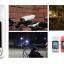 SHANREN RAPTOR ไมล์จักรยานไร้สายพร้อมไฟหน้า USB LED (SR-BLC10) thumbnail 3