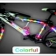 14 led bicycle decorative light thumbnail 2