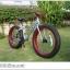 จักรยานล้อโต TRINX Fatbike ,M516D เฟรมอลู 7 สปีด ล้อ 26x4.0 นิ้ว thumbnail 9