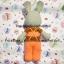 ตุ๊กตาถัก กระต่ายชุดเอี๊ยม thumbnail 2