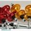 ดุมฟิกเกียร์ Chaser อัลลอยด์ แบร์ริ่ง 36 รู พร้อมสเตอร์ และ แหวนล็อค มีสีแดง,ขาว,เงินและ ทอง