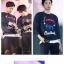 เสื้อแฟชั้นเกาหลีแขนยาว EXO 2015 (อักษรปักนูน) thumbnail 6