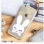 เคสยางนิ่มกระต่ายหน้ายิ้มตั้งได้ มีสายคล้อง ไอโฟน 4/4s thumbnail 14