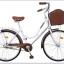 จักรยานแม่บ้าน สไตล์วินเทจ Winn DESIRE วงล้อ 26 นิ้ว พร้อมตะกร้า thumbnail 2