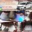 โรงงานพรมรถยนต์ Honda Mobilio ลายกระดุมสีเทาขอบแดง thumbnail 1