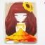 เคสยางลายการ์ตูนสาวเกาหลี Ipad 2/3/4 thumbnail 3