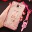 เคส Samsung A5 2016 พลาสติกโปร่งใสขอบ TPU ขอบประดับคริสตัลพร้อมแหวนสำหรับตั้งมือถือ ราคาถูก (ไม่รวมสายคล้อง) thumbnail 14