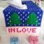กล่องทิชชูทรงยาว ลายซานต้า thumbnail 4