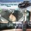 ขายพรมปูพื้นรถยนต์เข้ารูป Honda Accord Hybrid 2016 ไวนิลสีดำขอบดำ thumbnail 1