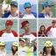 หมวกแฟชั่น หมวกการ์ตูน 2PM Song Ji Hyo Runningman thumbnail 2