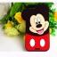 เคส iPhone 4/4s ซิลิโคน 3D มินนี่+มิกกี้เม้าส์ thumbnail 6