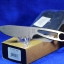 KA-BAR ESEE Becker D'Eskabar Stonewashed D2 Tool Steel Blade BK24