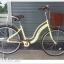 จักรยานแม่บ้าน Tiger hokkaido รุ่น ฮอกไกโด ล้อ 26 นิ้ว พร้อมตะกร้าวินเทจ (Single speed) thumbnail 3