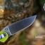 มีดพับ ONTARIO Model-1 ด้าม Fluorescent Green คมกริบ ขนาด 8 นิ้ว (OEM) thumbnail 10