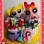 Powerpuff Girls - Blossom plush doll บลอซซั่มสาวน้อยพาวเวอร์พัฟเกริ์ลชุดส้ม thumbnail 6
