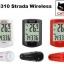 CATEYE ไมล์ STRADA SLIM, CC-RD310W, สีดำ, แดง, เงิน, ขาว (สำหรับรถเสือหมอบ) thumbnail 8