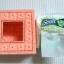 กล่องทิชชู pop-up สีโอรส ลายกระต่ายน้อย thumbnail 4