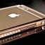 เคสเพชร Diamond Bumper สำหรับ iPhone 6 สีทองชมพู thumbnail 1