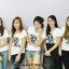 เสื้อยืดสีขาวพิมพ์ลายด้านหน้า จากลูกค้าธนาคารไทยพาณิชย์ thumbnail 1