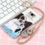 เคส Samsung A5 2016 ซิลิโคน soft case สกรีลายน่ารักๆ พร้อมแหวานมือถือและสายคล้องเข้าชุดกัน ราคาถูก thumbnail 8