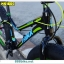 """จักรยานล้อโต TRINX FAT-BIKE ,M516DC ล้อ 26"""" 27สปีด ดิสน้ำมัน เฟรมอลู ดุมNovatec Bearing 2016 thumbnail 14"""
