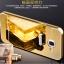 เคส Samsung Galaxy A5 2016 ขอบเคสโลหะ Bumper + พร้อมแผ่นฝาหลังเงางามสวยจับตา ราคาถูก thumbnail 2