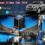 ขายยางปูพื้นรถเข้ารูป Isuzu D-Max Cab 2012-2017 ลายธนูสีฟ้าขอบแดง thumbnail 1