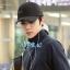 หมวกแฟชั่นเกาหลี หมวกเบสบอล EXO SEHUN สีดำ thumbnail 1