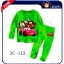 PXC113 เสื้อผ้าเด็ก ชุดนอน baby Gap งานส่งออก USA เหลือ Size 2Y thumbnail 1