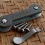 Key Bar OD Green G10/Aluminum