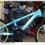 จักรยานเสือภูเขาเด็ก TRINX ,M012D 18สปีด เฟรมอเหล็ก ดิสหน้า+หลัง 2015 thumbnail 9